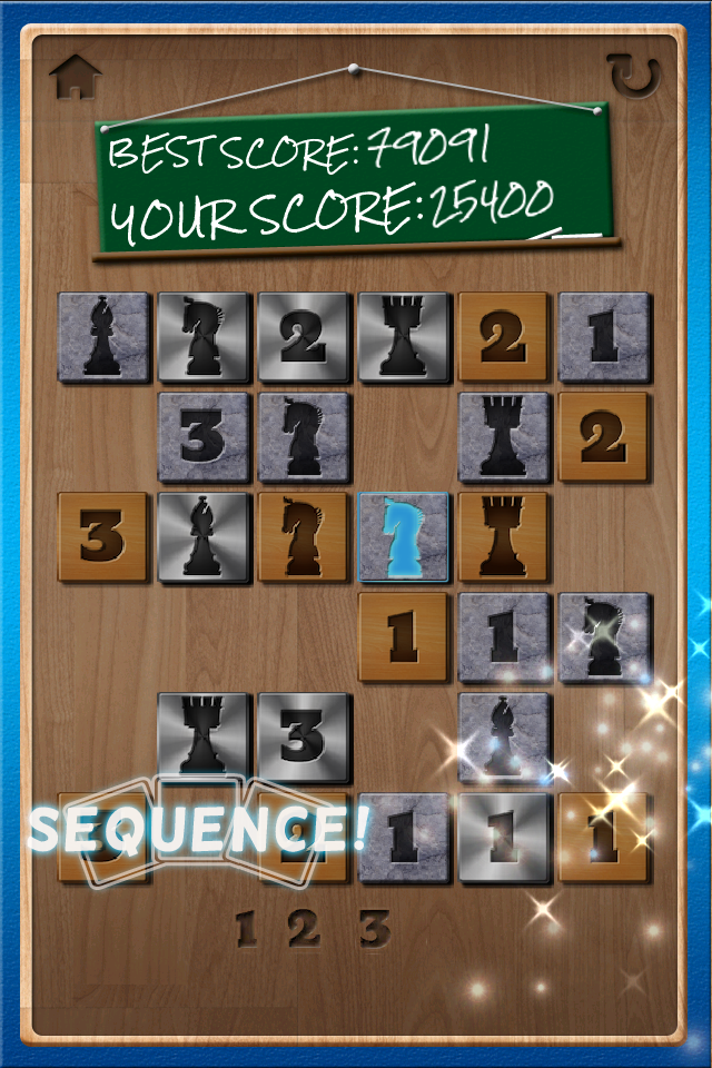 Screenshot Board Sweeper P