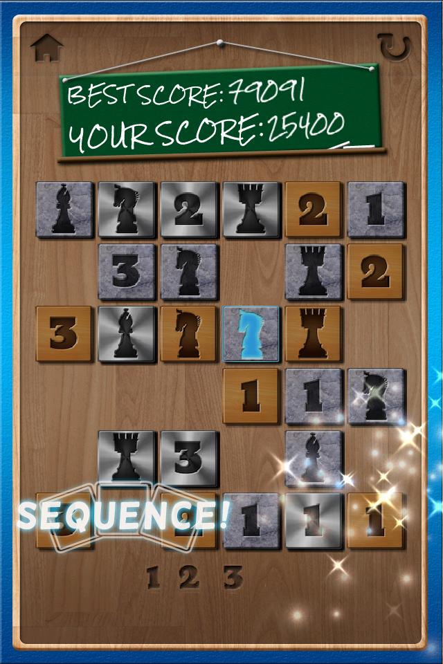 Screenshot Board Sweeper P